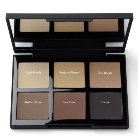 high definition eye and brow pro palette label