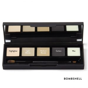 high definition eye brow palette bombshell