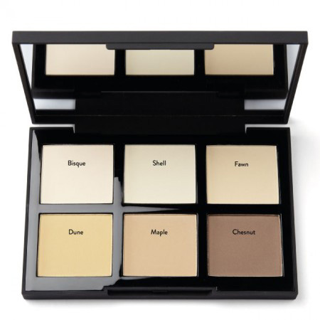 high definition powder foundation pro palette label