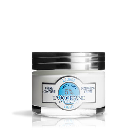 LOccitane Shea Light Comforting Face Cream 50ml