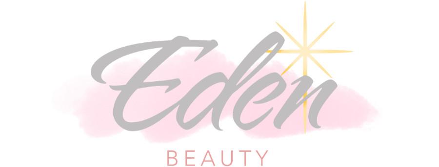 Eden beauty logo web