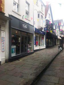 Eden Beauty Frome Street Exterior
